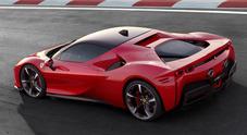 Ferrari SF90 Stradale, il Cavallino ibrido è la Rossa di serie più potente di sempre