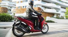 Honda SH non smette di stupire, lo scooter più amato rimane il punto di riferimento