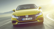 Volkswagen svela i fari di domani. L'elettrificazione ha contribuito a catapultare anche le tecnologie luminose nel futuro