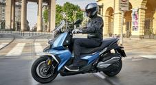 Bmw, arriva C400X. Lo scooter medio della casa bavarese è sempre un passo avanti