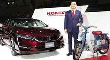 Takahiro Hachigo (Presidente e Ceo Honda Motor): «L'auto avrà un futuro a idrogeno»