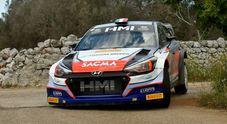 Fontana (Hyundai NG i20 Wrc) si prende la rivincita al Rally Salento 2019