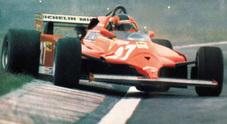 Gilles Villeneuve, la Ferrari ricorda il mitico pilota a 35 anni dalla scomparsa