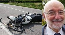 Luigi Tadiello falciato da una moto su una strada che taglia la ciclabile Ostiglia