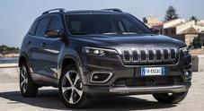 Jeep Cherokee si rinnova: design più moderno e maggiori contenuti tecnologici
