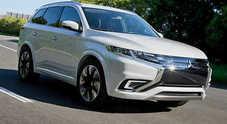 Mitsubishi, avanti tutta con l'ibrido: svelato Concept S, l'erede dell'Outlander PHEV