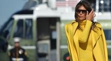 """Sportiva, fashion e mai banale: vi presentiamo il """"Melania Style"""""""