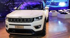 Compass sotto i riflettori alla Settimana del Design, la nuova Jeep in passerella con la Opening Edition