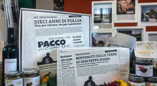 «Facciamo un pacco alla camorra» compie 10 anni: festa a Bacoli