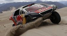 Un Leone alla Dakar, vince Peterhansel su Peugeot, è il suo 12° successo