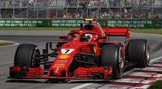 In Canada Verstappen fa il bis nelle seconde libere, Raikkonen secondo davanti a Ricciardo