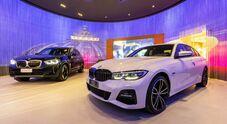 BMW Roma, apre l'Urban Store di via Barberini progetto pilota a livello mondiale