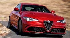 Alfa Romeo, Giulia Quadrifoglio e Stelvio premiate da critica inglese. Per la berlina 7° riconoscimento in 12 mesi in GB