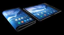 FlexPai, il primo smartphone pieghevole