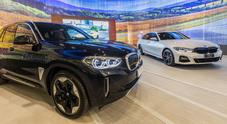 """Apre il BMW Roma Urban Store di via Barberini per una nuova """"customer experience"""""""