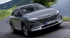 Nexo, si muove l'idrogeno. Hyundai presenta il Suv superecologico. Ottime performance e grande facilità di utilizzo