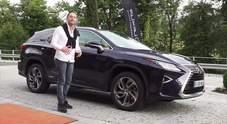 Nuova Lexus RX L Hybrid 7 Posti: ecco la prova lungo le strade svizzere