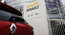 Renault: interesse per nozze con Fca, ma rinvio a domani per proseguimento riunione Cda