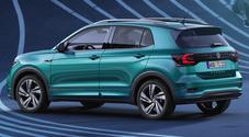 T-Cross, l'amica del cuore. Volkswagen presenta il suo ambizioso crossover da città