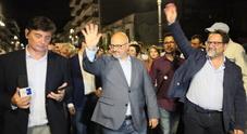 Avellino, la lunga notte di Ciampi: «Con M5S vince la città che cambia»