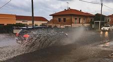 Pioggia, vento e neve in quota: ondata invernale sulle Marche fino a giovedì