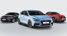 Hyundai a Francoforte punta su Kona e le sportive i30 N e Fastback