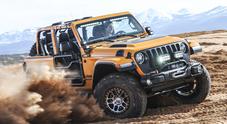 Moab, il regno della Jeep. Ecco il raduno di fuoristrada più estremo e famoso del mondo