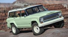 Jeep, sfilano al Moab i sette magnifici concept esibiti all'Easter Safari