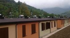 Subappalti per le casette del terremoto: sequestri della Finanza alla Regione
