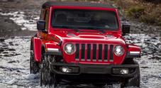 Jeep svela a Los Angeles l'evoluzione del mito Wrangler. Manley: «Tutta nuova, ma fedele all'originale»