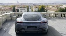 """Ferrari, la """"Roma"""" si svela: ecco le novità tecniche. Ispirata alle GT anni '60, adotta le più recenti tecnologie"""