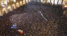 Sardine contro Salvini, dopo Bologna flash mob annunciato a Firenze