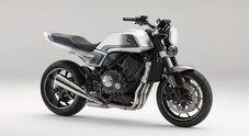 Honda CB-F Concept, omaggio retrò a Freddie Spencer. Svelato il progetto che potrebbe andare in produzione