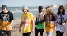 Cotone biologico, oversize e attuali: Upupa&Colibrì le t-shirt di Giovannetti