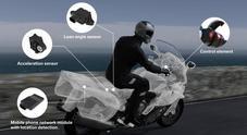 Bmw Motorrad, la sicurezza da ABS a chiamata d'emergenza. Casa dell'elica all'avanguardia già dagli anni Ottanta