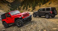 La nuova Jeep Wrangler si conferma 4x4 open-air esclusiva con sicurezza e connettività al top