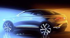 T-Roc cabriolet, la Volkswagen annuncia la versione a cielo aperto nel 2020