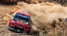 WRC, nel fine settimana si corre in Messico