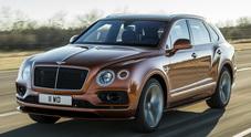 Bentley Bentagaya Speed, dal Pikes Peak una signora di lusso: oltre 600 cv, più di 300 km/h