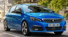 Peugeot 308, iniziano le vendite dell'Auto dell'Anno: l'i-Cockpit digitale diventa di serie