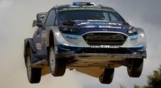 Rally di Sardegna, primo successo di Tanak (Ford). Precede la Toyota di Latvala e la Hyundai di Neuville