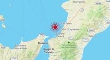 Terremoto, paura a Reggio Calabria e Messina per due scosse in mare