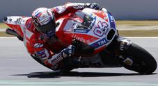 MotoGP, a Barcellona Dovizioso concede il bis davanti alle Honda di Marquez e Pedrosa. Vale in crisi: 8°