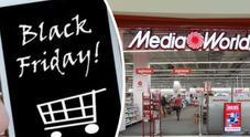 Black Friday MediaWorld,  tutte le offerte hi-tech