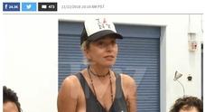 Lady Gaga, dopo l'incendio in California fa la volontaria per la Croce Rossa