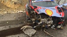 Rally, Ogier al comando del Montecarlo, spaventoso incidente di Tanak