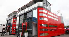 Da questo fine settimana, nel Gran Premio del Belgio tornano nel paddock le hospitality dei team