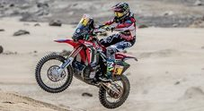 Nella 5^ tappa Barreda (Honda) suona la carica ed impensierisce il leader van Beveren (Yamaha)