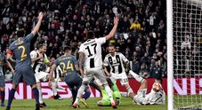 Juventus-Atletico, la notte dello Stadium