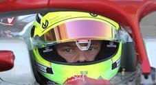 Ferrari, ufficiale debutto di Schumi jr in Bahrain: «Sarà incredibile»